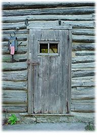 Lapp Log House