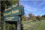 Ecology Park Sign